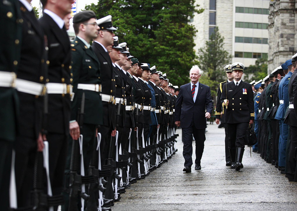 Governor General of Canada visits Victoria | The Right Honou ...