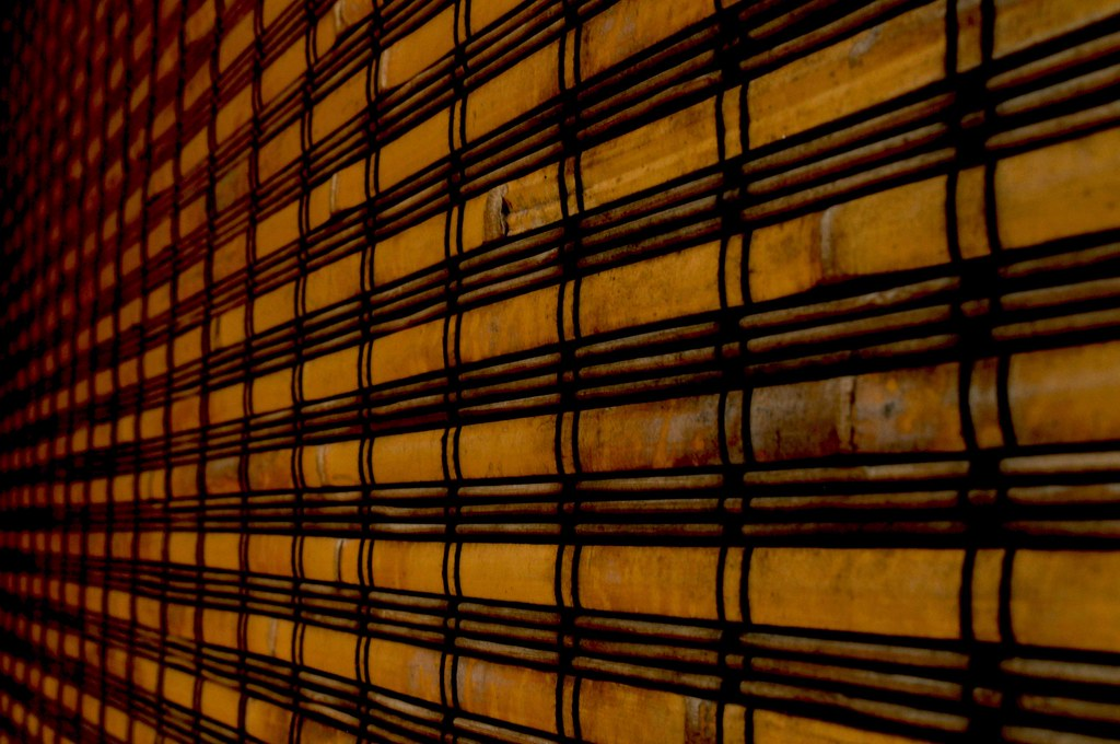 Cortina de bambu gina ruiz flickr - Cortina de bambu ...