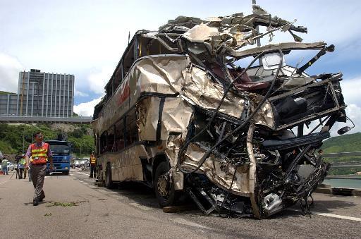 Hong Kong Car Accident News