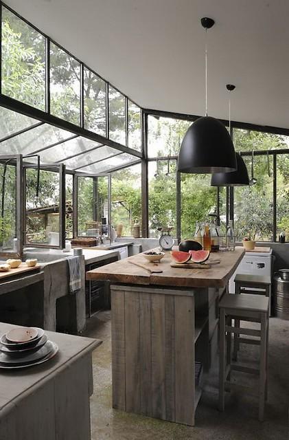 Industrial Rustic Kitchen : Recent Photos The Commons 20under20 Galleries World Map App Garden ...
