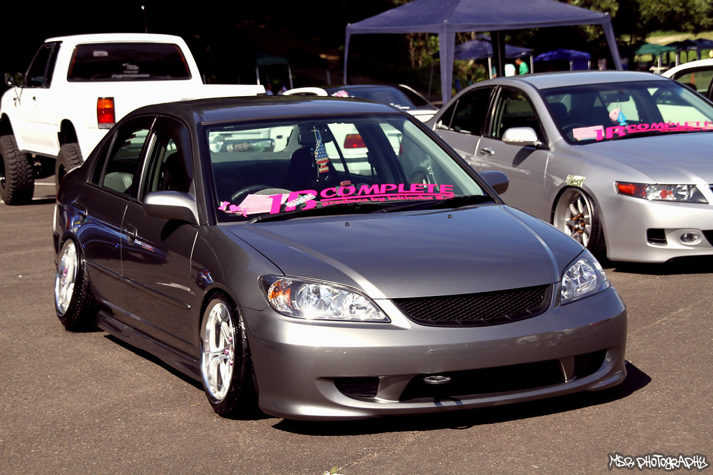 Honda Civic Ferio Es3 Conversion From Jdm Civic Ferio To