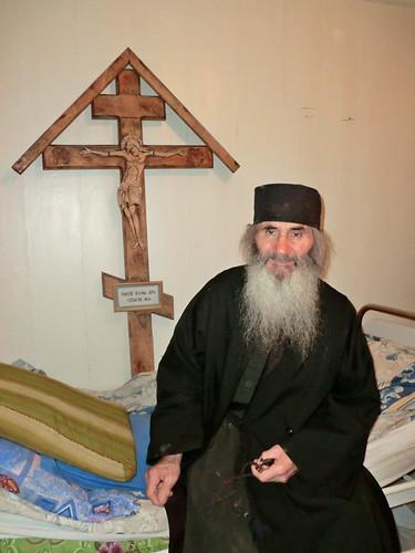 монах Филарет елеонский
