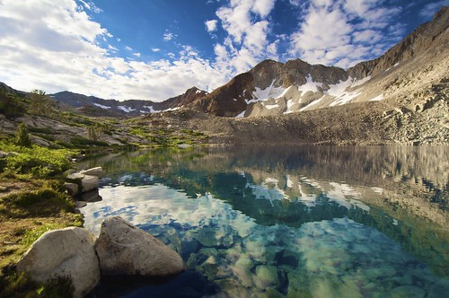 Lake Marjorie, Kings Canyon National Park | by SteveD.