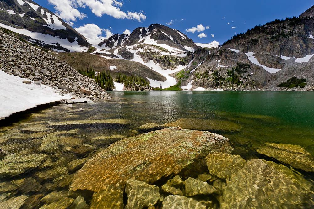 Resultado de imagen de agnes lake