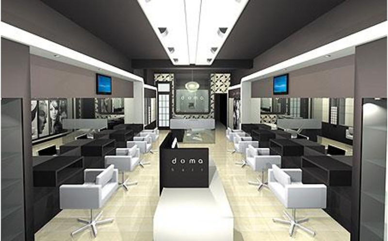 Hair salon interior design ideas pictures hair salon for Hair salon interior design photo