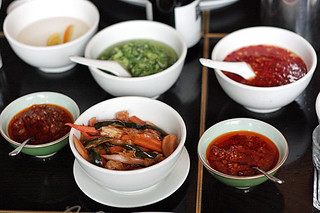 Chinese condiments | by David Lebovitz
