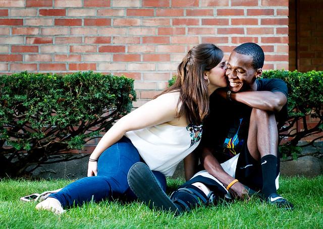 Interracial Couple  Flickr - Photo Sharing-4239