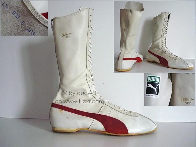 puma boxing shoes