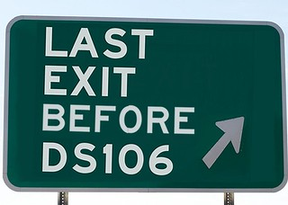 Last Exit Before DS106 | by snakepliskens