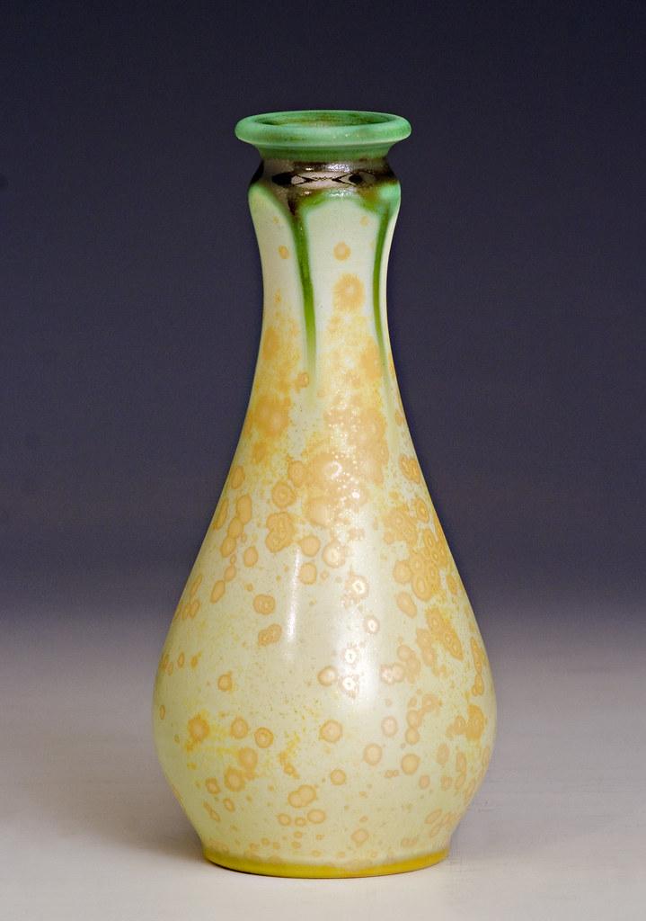Samantha Henneke Bud Vase Crystalline Vase Matte Crystal Flickr