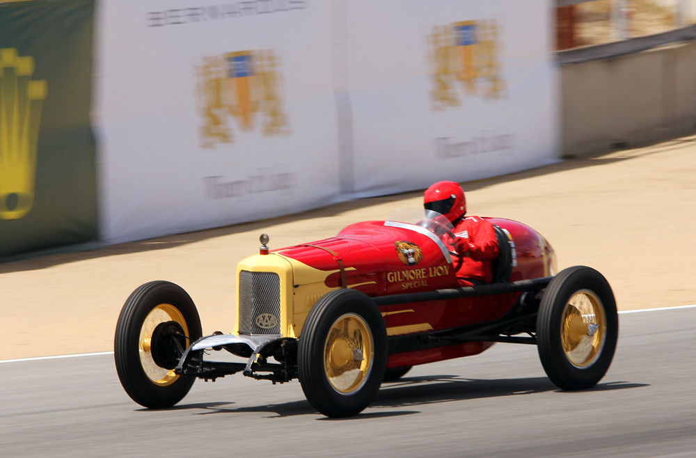 1930 Gilmore Special Indy 2 Seater 1930 Gilmore Special