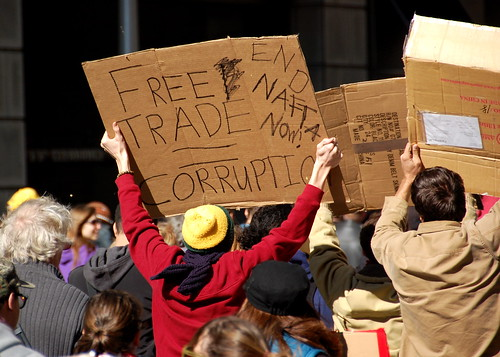 Free Trade = Corruption | by Nick_Schweitzer