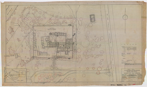 Goliad State Historical Park - Development Plan - SP.43.2 | by Texas State Archives