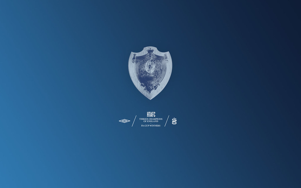Huddersfield Town Desktop Wallpaper