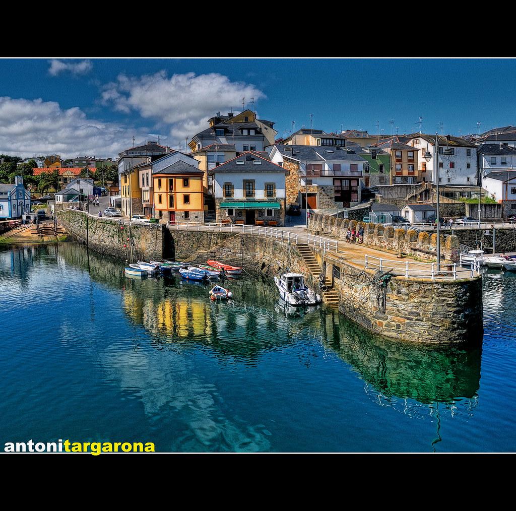 looks of asturias - a quiet day