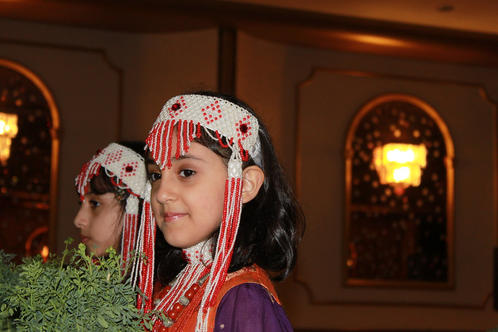 Leyanne Yemeni Style Henna Bridesmaid Widad Al Hassan Flickr