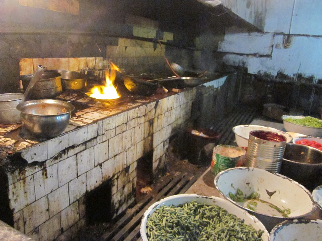 By Kilka Typical Chinese Kitchen. | By Kilka