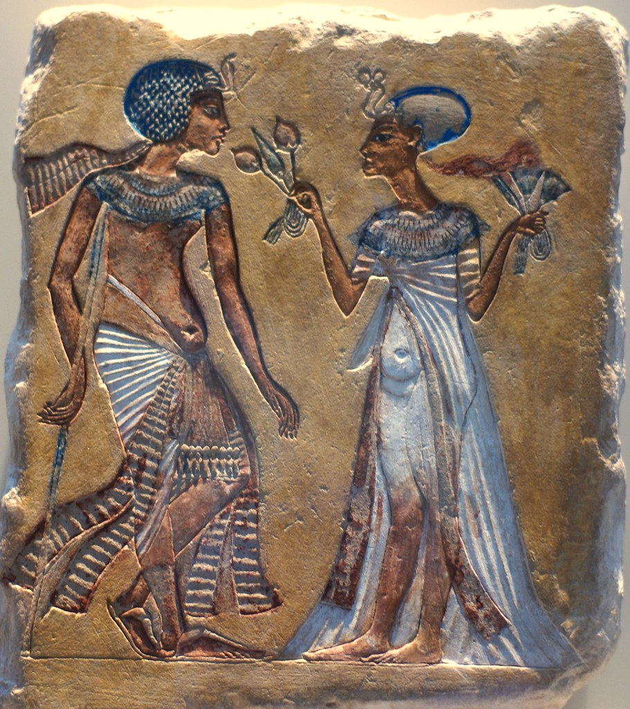 notes on amarna art Hsc notes - egypt amenhotep iii to ramesses ii  the priests considered the religious revolution as heretical and the art and manners associated with the amarna.