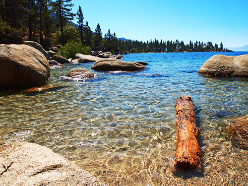 Lake Tahoe, Nevada | by Dusty Woods