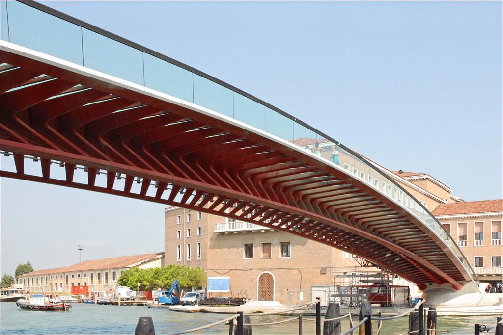 calatrava bridge venice photos - photo#43