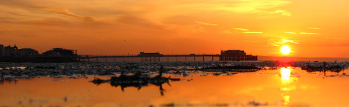 Worthing Pier sunrise | by Dean Page Photography