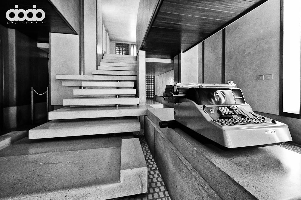 Venice olivetti store design by carlo scarpa olivetti - Carlo scarpa architecture and design ...