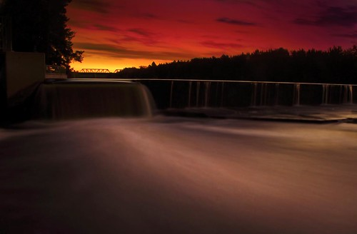 Penrith Weir | by rhyspope