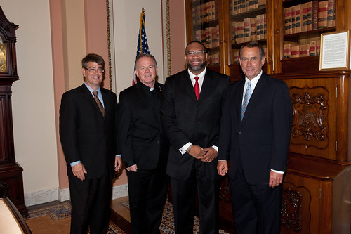 Rev. Leroy Adams' DC Visit | by Representative Terry