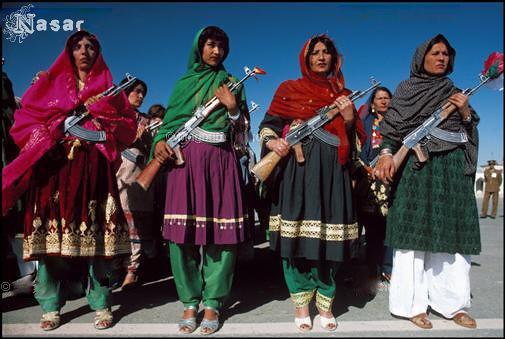 Afghan Women S Clothing