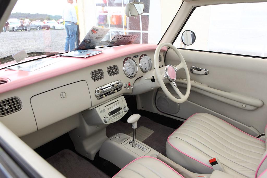 Nissan Figaro Interior Amp Dash C1991 1 Litre Turbo