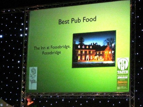Best Pub Food Gloucestershire