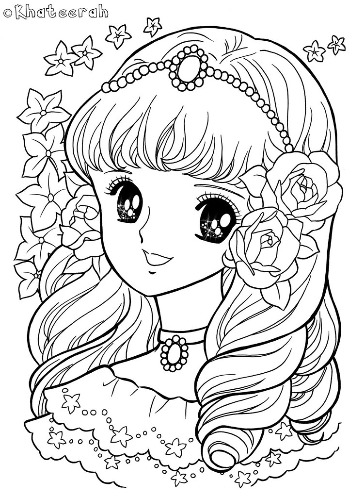 Colouring-Page64 | Khateerah | Flickr