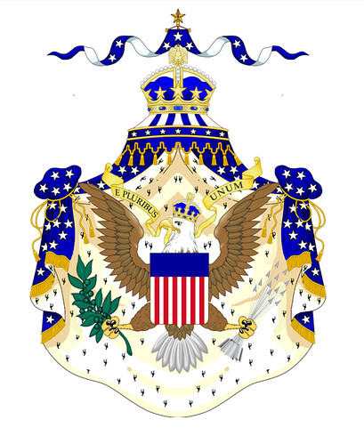 Coat Of Arms Of The Union Of Royal American States Flickr