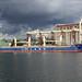 The Carmencita at the CLD dock, Portland Oregon, September 25 2011.