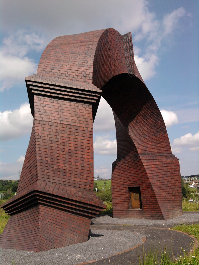 Twisted Chimney Al Ias Flickr