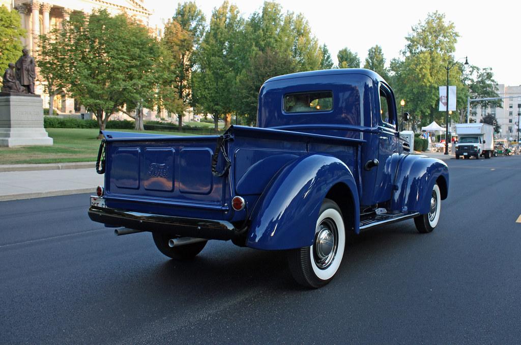1947 ford half ton pickup truck 5 of 5 photographed at t flickr. Black Bedroom Furniture Sets. Home Design Ideas