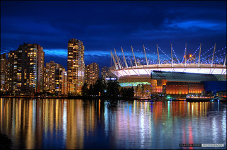 BC Place Stadium [Explored] | by Clayton Perry Photoworks
