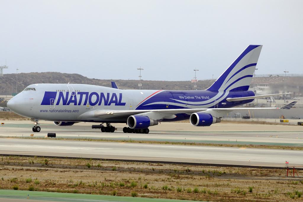 National Airlines Boeing 747-428(BCF) (N949CA) | Ex Air ...