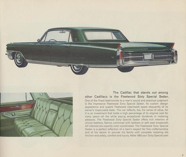 1963 cadillac fleetwood sixty special sedan flickr photo sharing