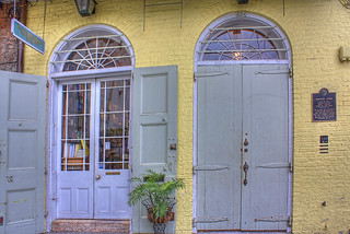 WIlliam Faulkner House and Bookstore in Pirates Alley | by GMills31