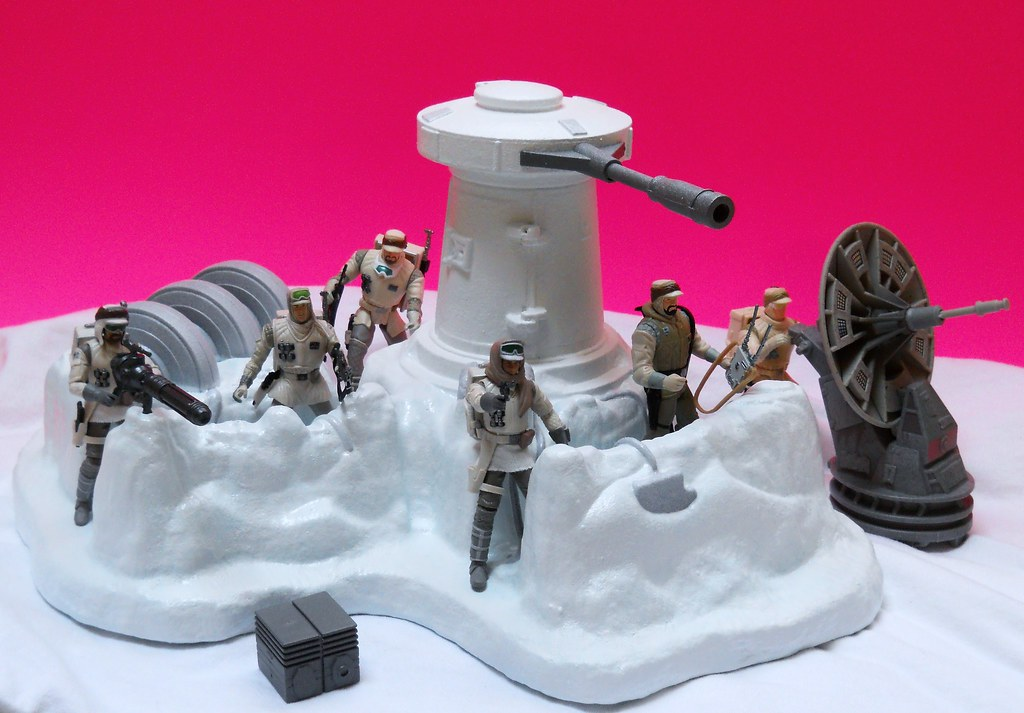 Battle Of Hoth Playset Instead Of Buying The Defense Of