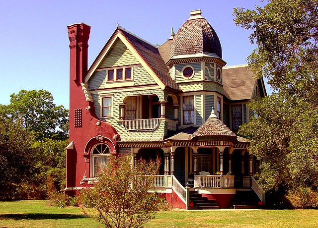 Barber House : Calvert TX George F. Barber design Parish House Inn Flickr - Photo ...