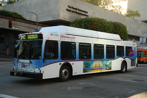 Montebello Bus Lines | by So Cal Metro