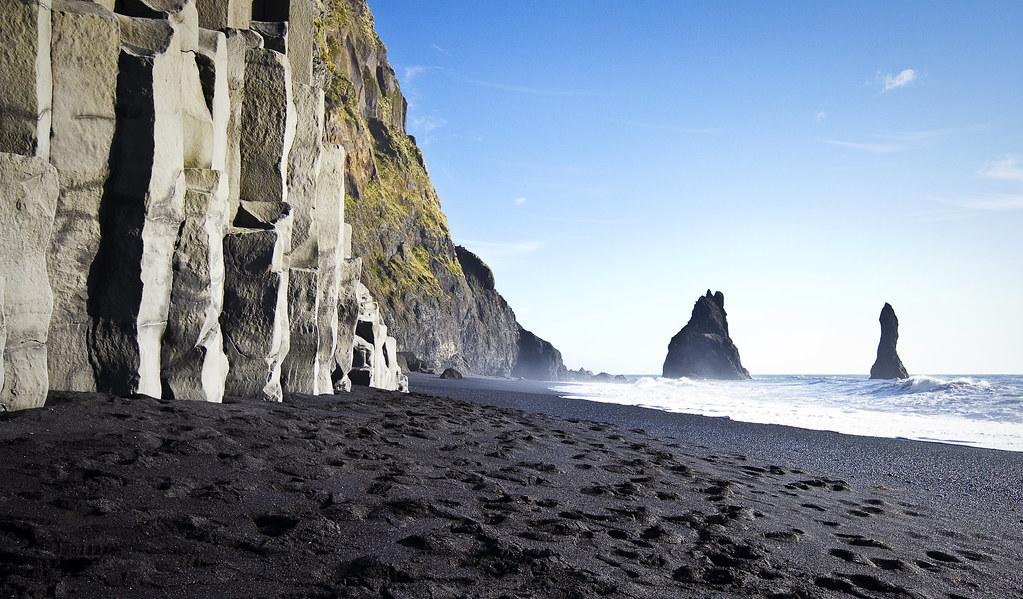 Black Sand Natural