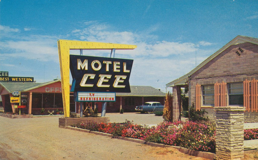 Cee Motel - Deming, New Mexico