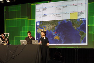 """Wisdom of Earthquakes"" #tcdisrupt #hack4jp 