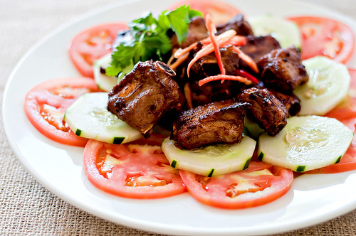 Vietnamese Caramelized Pork Spare Ribs | by acupofmai