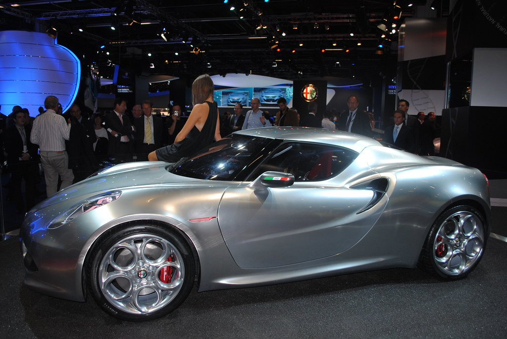 alfa romeo 4c more photos and info flickr. Black Bedroom Furniture Sets. Home Design Ideas