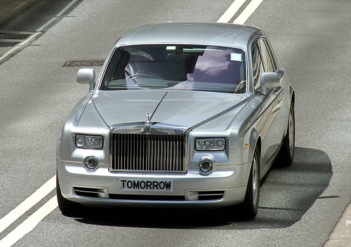 Rolls-Royce | Phantom | TOMORROW | Central District | Hong Kong | China | by Christian Junker | Photography