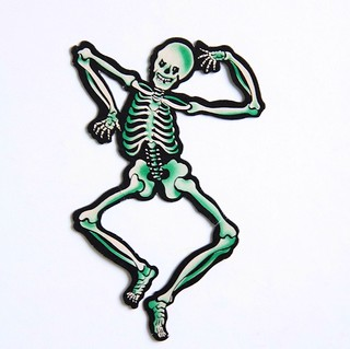 Dancing Skeleton | by bindlegrim